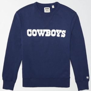 Tailgate Men's Dallas Cowboys Sweatshirt Navy XL