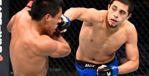 MMA News news, photos, and more - Cage Pages