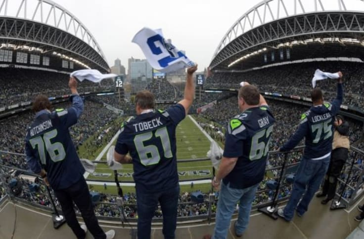 Seahawks Announce Stadium Upgrades