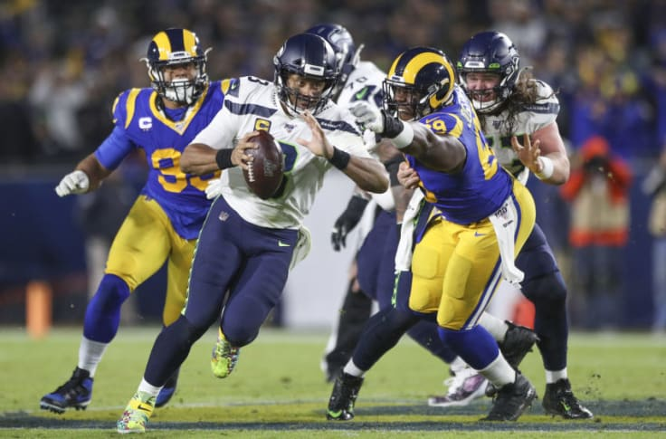 Seattle Seahawks At Los Angeles Rams Players To Watch For