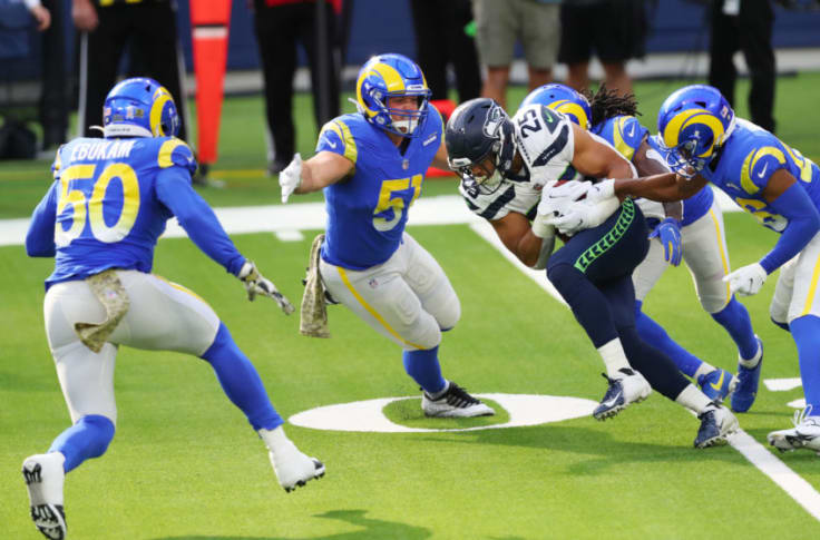 Seattle Seahawks Vs Los Angeles Rams Players To Watch For