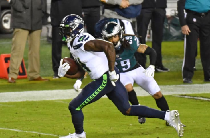 Seahawks defeat Eagles week 12 with good defense again