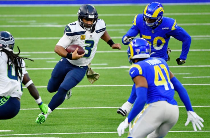 Seahawks Offensive And Defensive Grades From Second Straight Defeat
