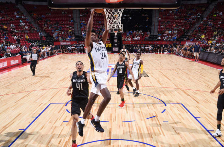 Pacers Love Hate Series Alize Johnson S Hustle Is Ridiculous