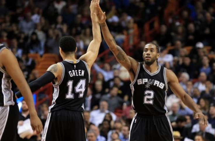 San Antonio Spurs Vs Miami Heat Takeaways Star Performer
