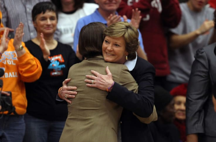 Tennessee Lady Vols: Pat Summitt's legacy is her records can be broken