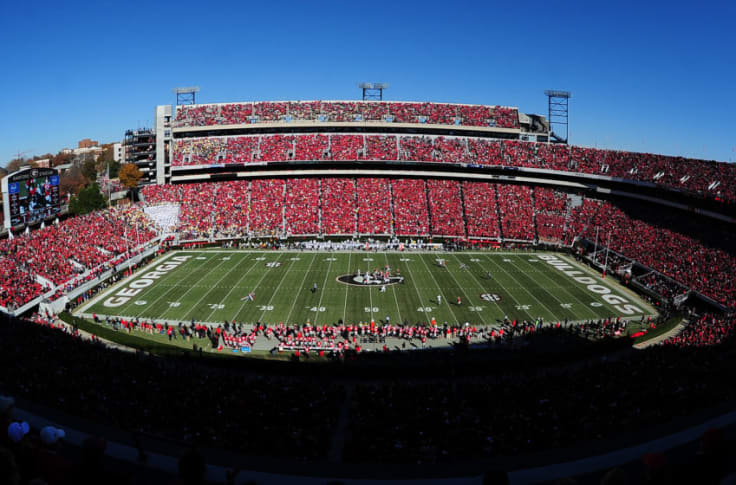 Tennessee Football Preview Vs Georgia Live Stream Game Time Tv Info