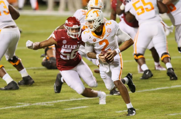 Tennessee Football Five Takeaways From Vols Loss To Arkansas