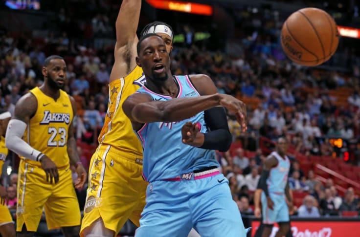 Redrafting Miami Heat Center Bam Adebayo In The 2017 Nba Draft
