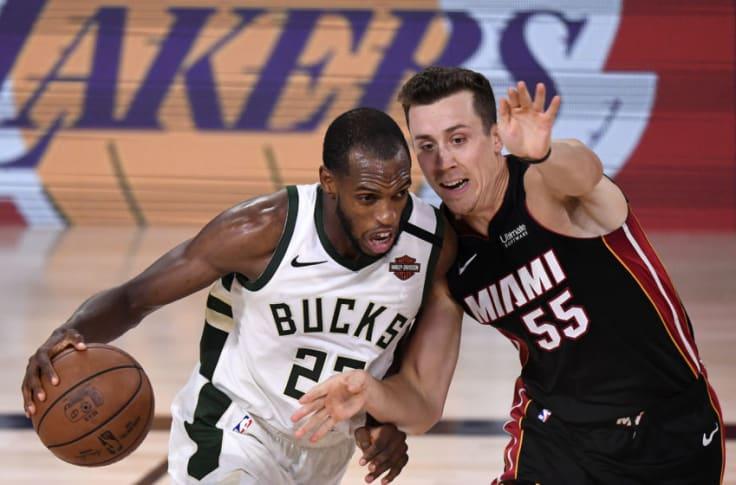 Miami Heat Duncan Robinson Might Be Unplayable In Celtics Series