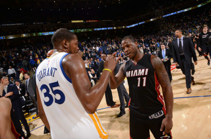 Miami Heat: Kevin Durant says Dion