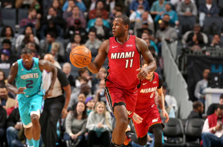 Miami Heat What Happens To The Starting Lineup In Dion Waiters Absence