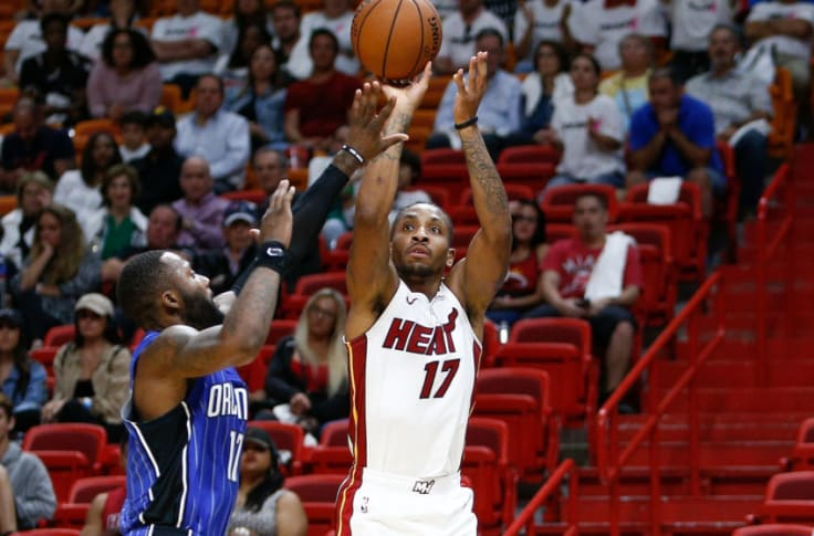 Is Rodney Mcgruder The Miami Heat S 2018 19 Superstar