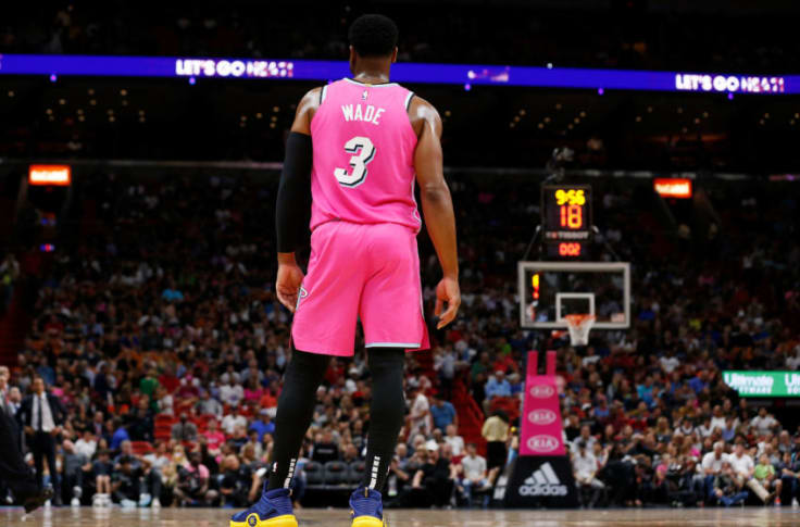 Miami Heat Potential First Look At Newest Member Of Vice Jersey Family