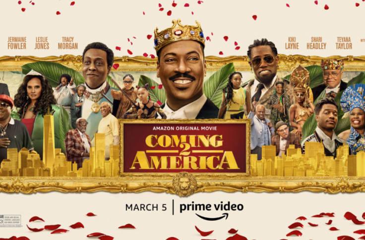 Coming 2 America is on Amazon Prime Video tonight