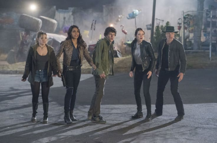 Halloween 2020 Dvd And Bluray In January Zombieland 2 is coming to DVD and Blu ray in January 2020