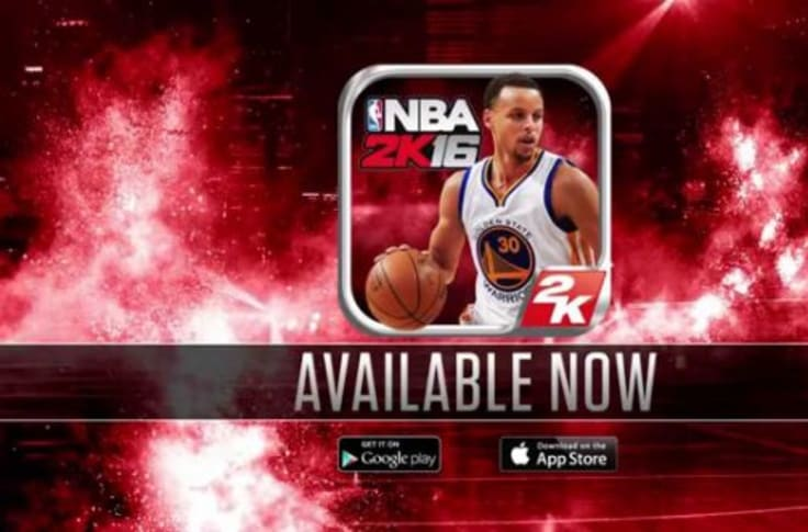 Nba 2k16 Now Available For Mobile Devices