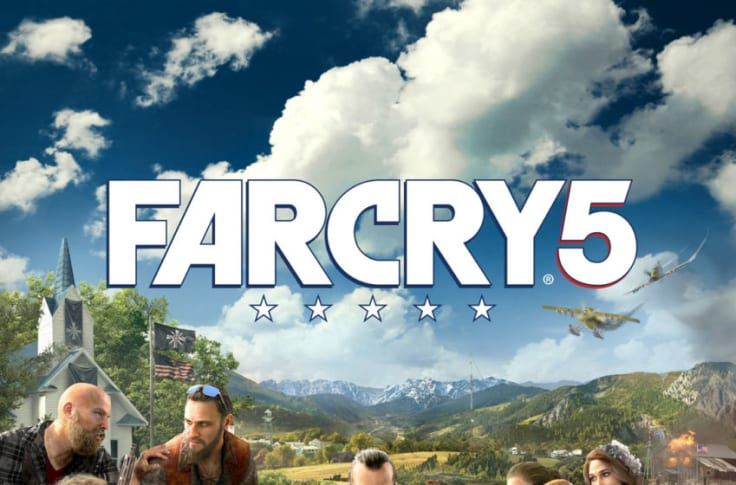 Far Cry 5 Key Art Sets Twitter Ablaze With Speculation