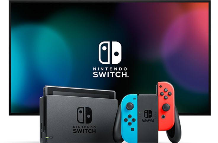 Black Friday Canada 2017 Nintendo Switch 3ds Deals