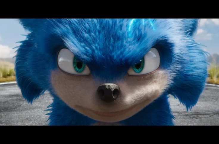 Sonic Getting Redesigned After Massive Backlash From Movie Trailer