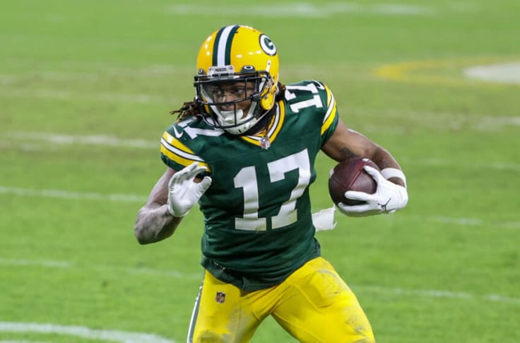 Madden 22: Packers WR Davante Adams joins 99 Club with perfect rating