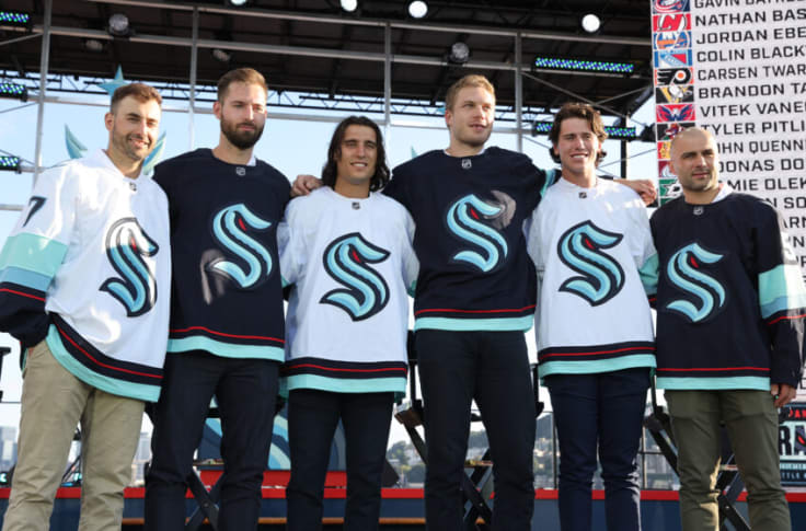 NHL 22 ratings prediction: Who are the five best Seattle Kraken players?