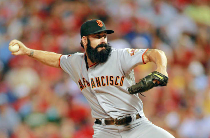 Best San Francisco Giants of the 2010s: 10. Brian Wilson