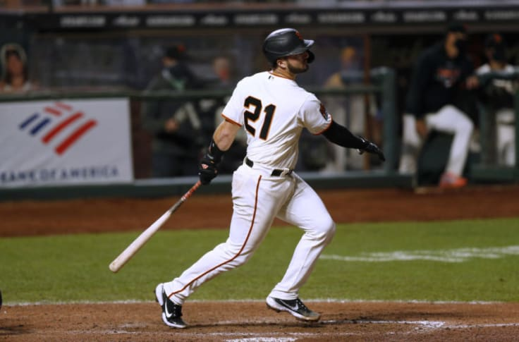 Sf Giants Does Joey Bart Need More Time To Develop