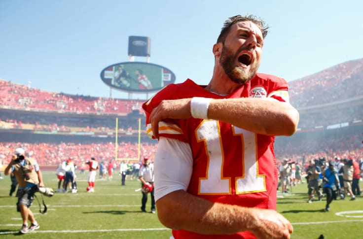Alex Smith S Road To Recovery Chronicled In Espn S New Documentary