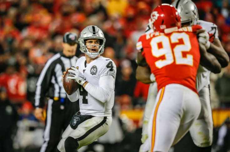 What we learned from the Chiefs loss to the Raiders