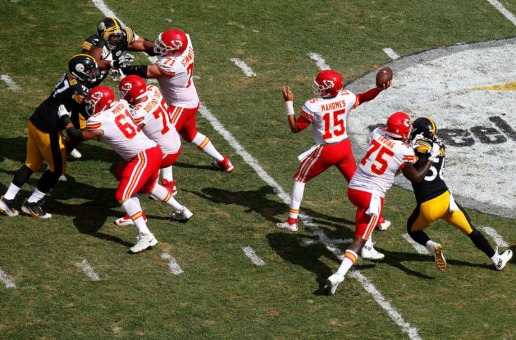 Chiefs vs. Steelers recap: Kansas City moves to 2-0 with emotional road win