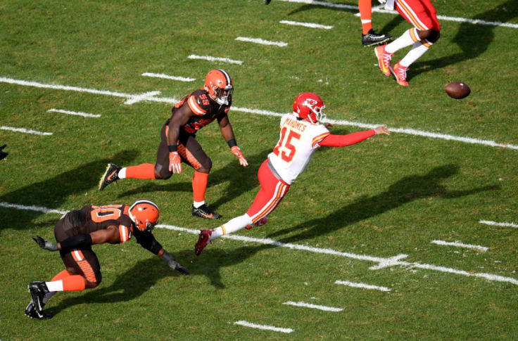 Five Key Matchups For Kansas City Chiefs Vs Cleveland Browns