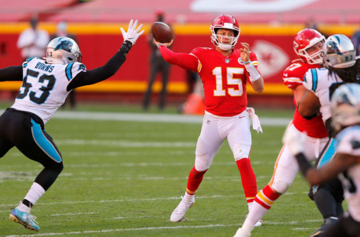 NFL standings, Week 9: Chiefs in strong position heading into bye week
