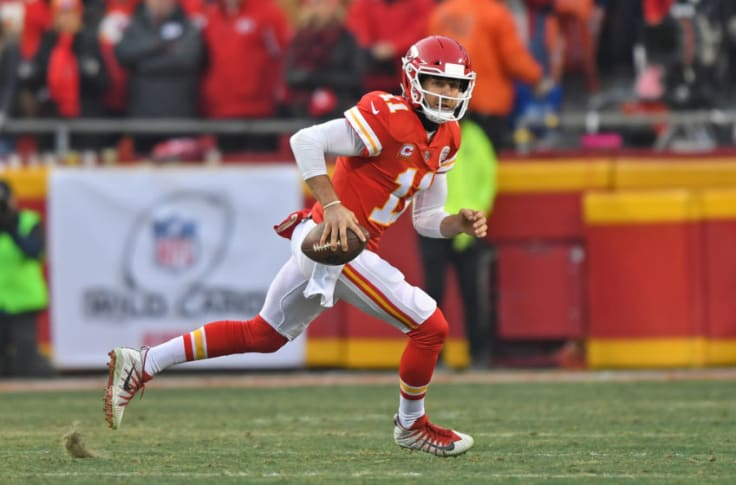 Chiefs Chatter Alex Smith S Comeback Should Inspire Us All