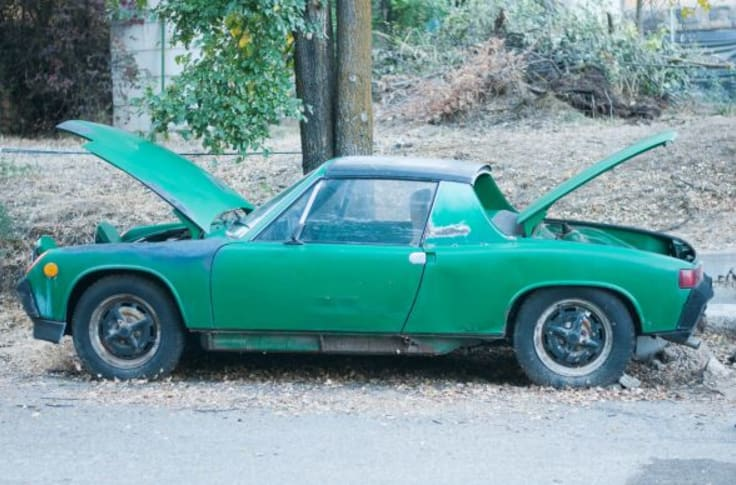 Caitlyn Jenner S 1974 Porsche 914 Is Up For Sale Art Of Gears