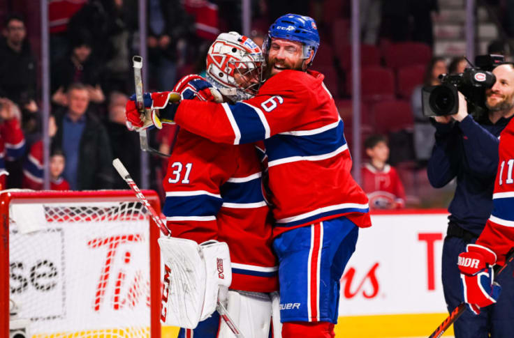 Montreal Canadiens The Myth Of The Habs Aging Core
