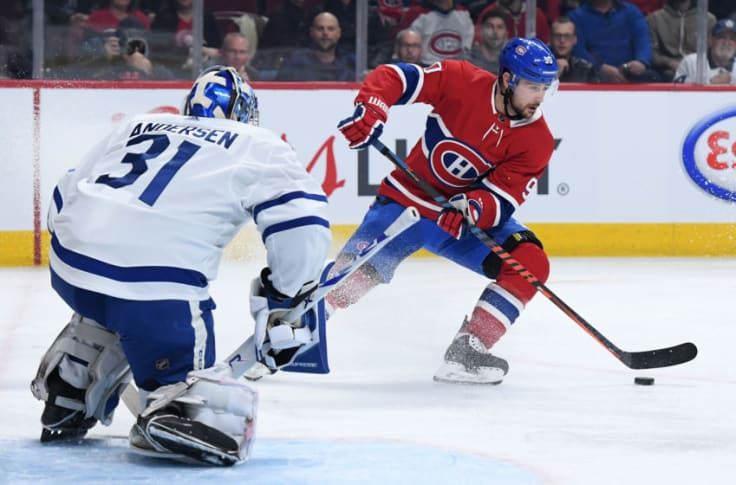 Montreal Canadiens In Need Of A Response Against The Toronto Maple Leafs