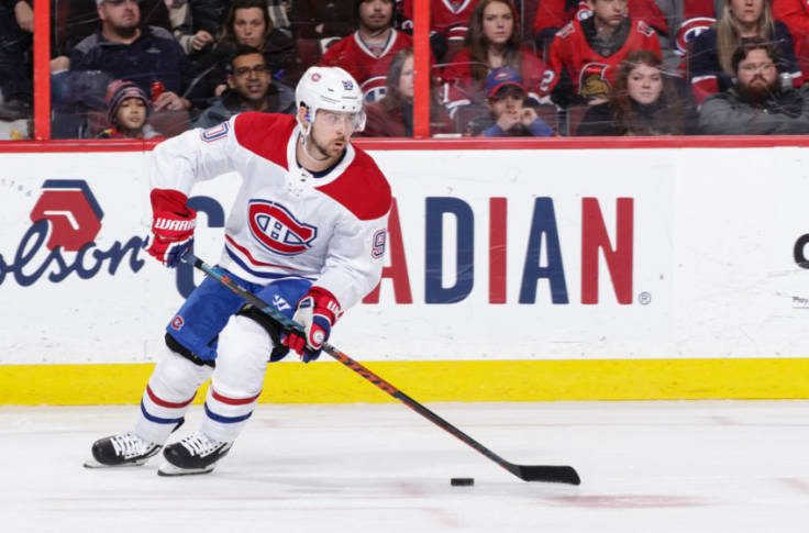 Canadiens Chris Kreider Extension Makes Tomas Tatar More Valuable