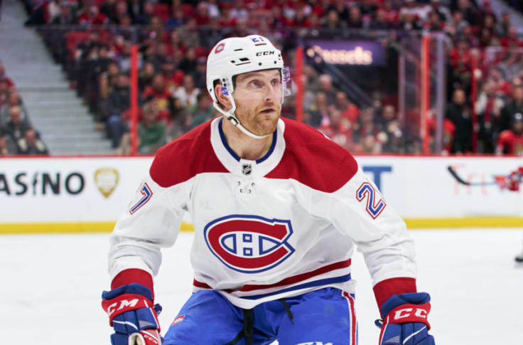 Canadiens May Have To Play With Shorthanded Roster Rest Of Season