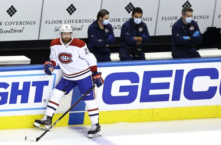 Montreal Canadiens Where To Start With The Jeff Petry Contract Negotiations