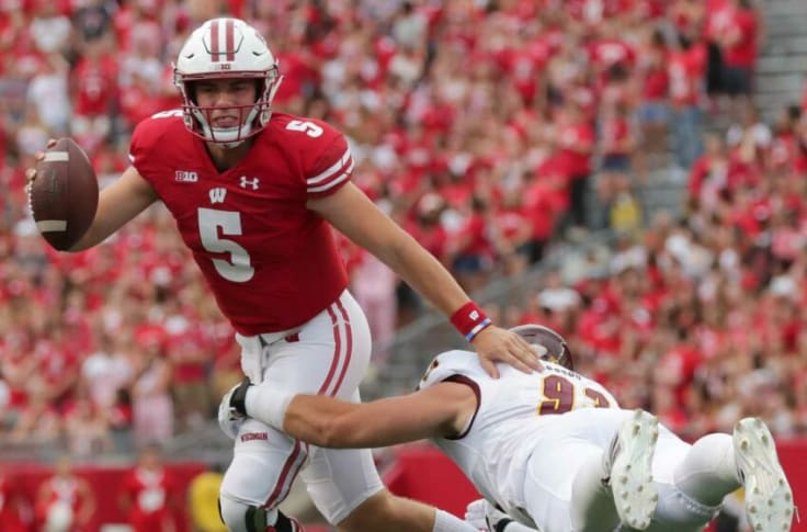 Wisconsin Football: Graham Mertz will be Wisconsin's X-factor in 2021
