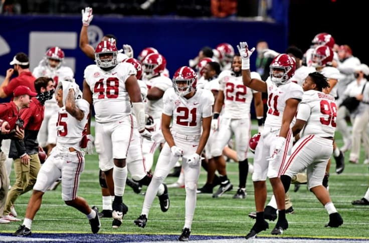 Alabama Football: Four keys to National Championship