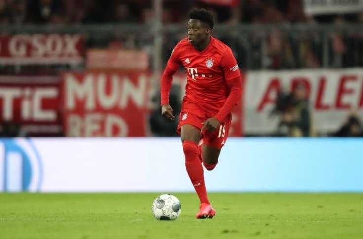 Alphonso Davies sees long term future at Bayern Munich