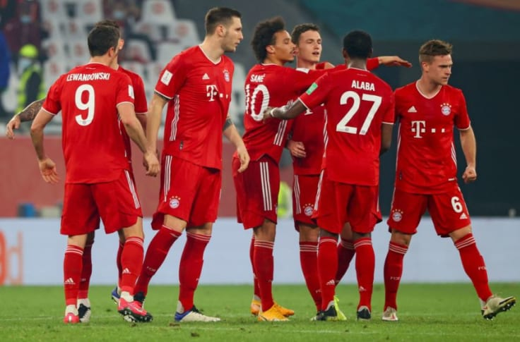 Bayern Munich In Great Shape To Retain European And Bundesliga Titles