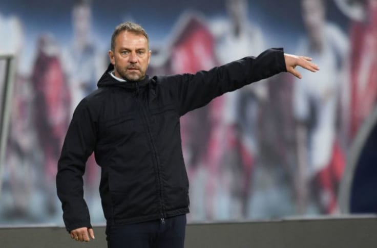 Bayern Munich: Hansi Flick unhappy with working conditions