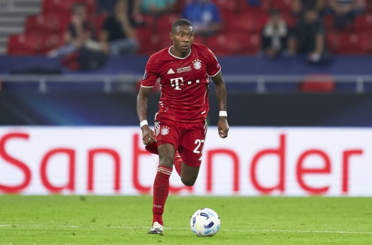Bayern Munich Will Not Break Wage Structure For David Alaba