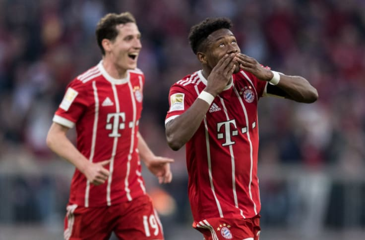 Bayern Munich Cruise To 5 1 Victory Over Gladbach Player Grades
