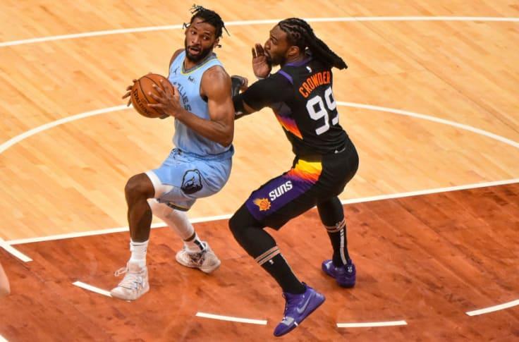 Grading Justise Winslow's Memphis Grizzlies debut
