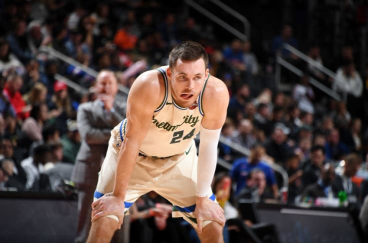 Milwaukee Bucks: Assessing what Connaughton could get in free agency
