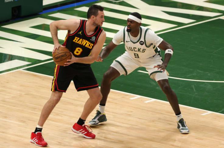 Bobby Portis Jr contro Danilo Gallinari Bobby Portis Jr contro Danilo Gallinari (Stacy Revere/Getty Images)